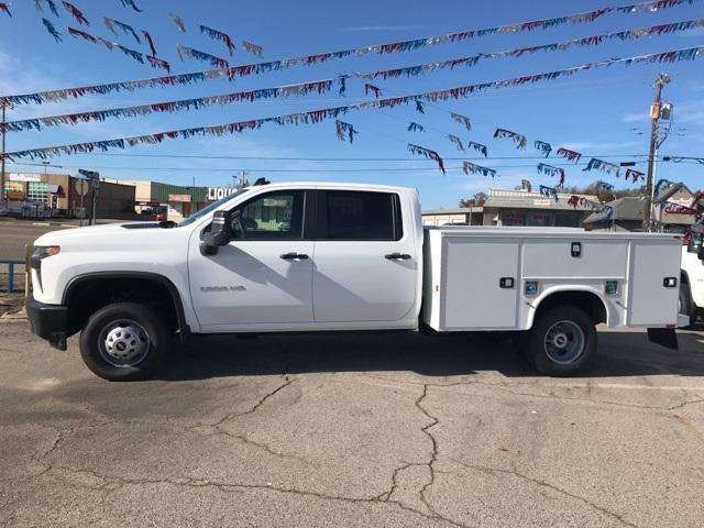 2020 Chevrolet Silverado 3500 Crew Cab DRW 4x4, Knapheide Service Body #284633 - photo 1