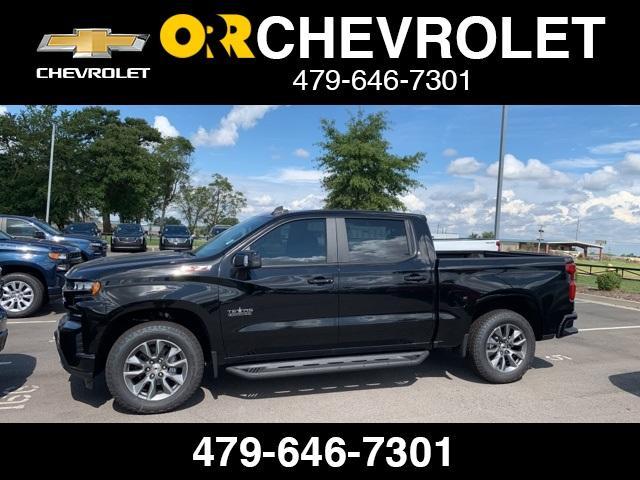 2020 Chevrolet Silverado 1500 Crew Cab 4x4, Pickup #289315 - photo 1