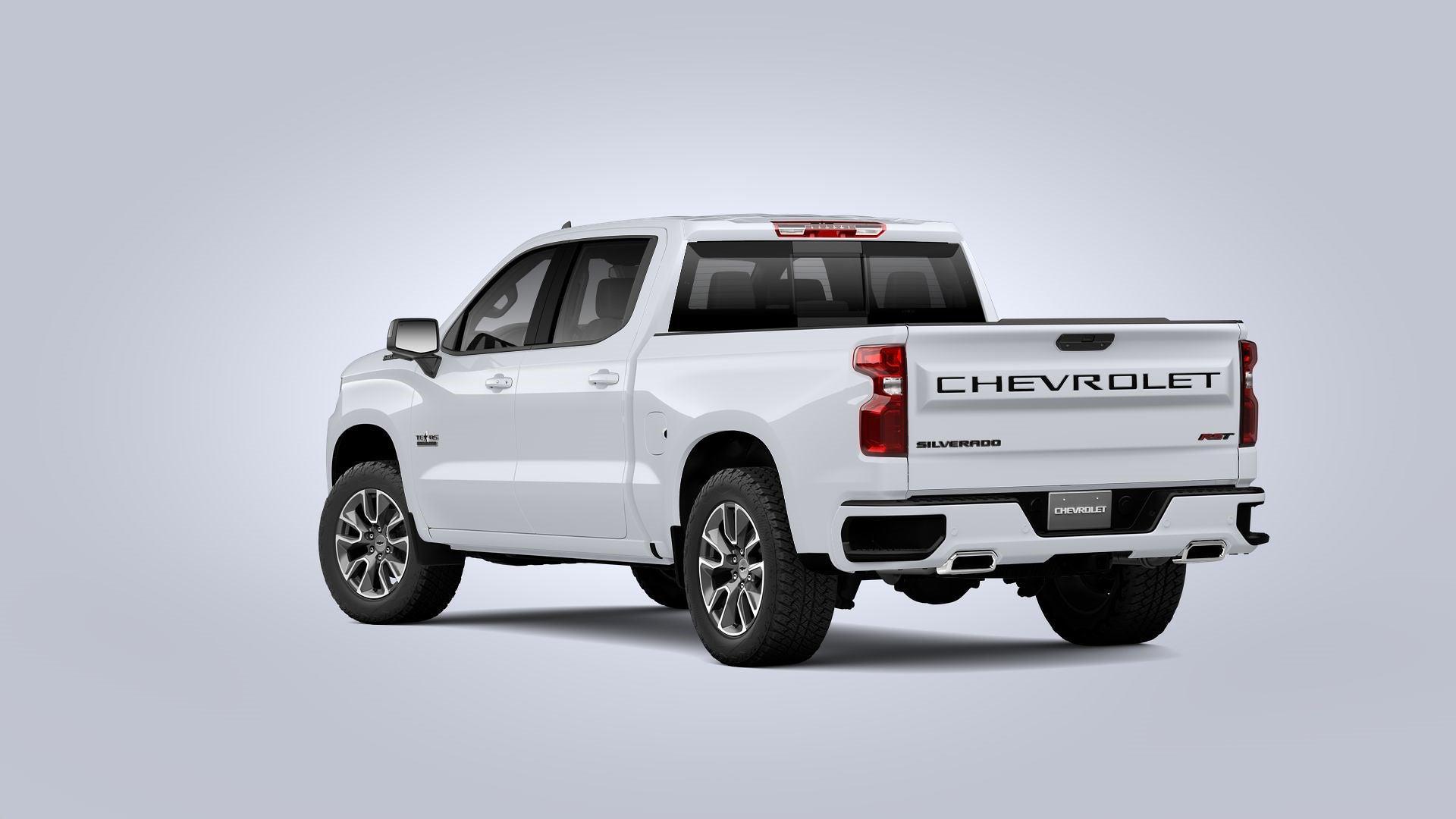2021 Chevrolet Silverado 1500 Crew Cab 4x4, Pickup #293460 - photo 2
