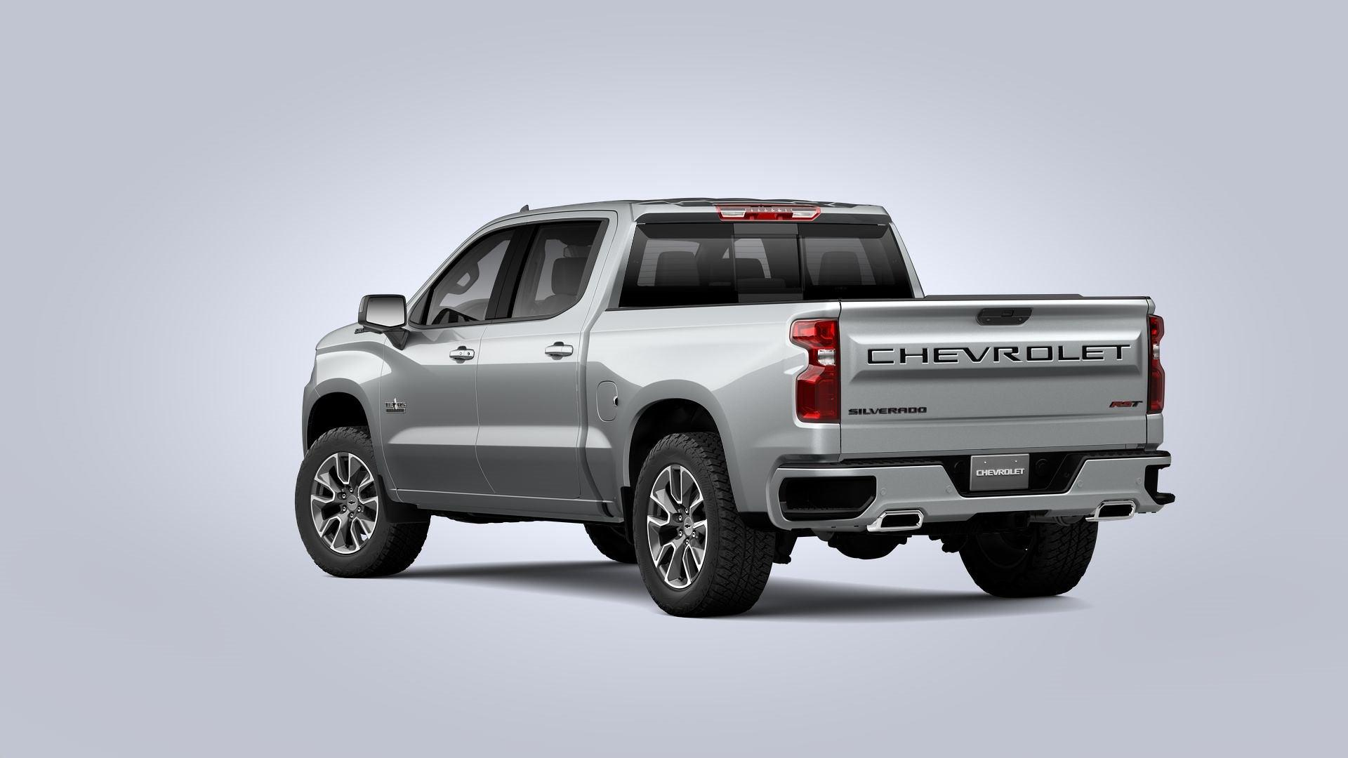 2021 Chevrolet Silverado 1500 Crew Cab 4x4, Pickup #295631 - photo 2