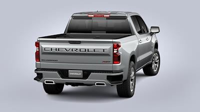 2021 Chevrolet Silverado 1500 Crew Cab 4x4, Pickup #295631 - photo 3