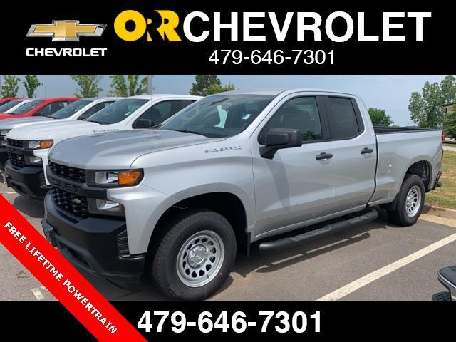 2019 Silverado 1500 Double Cab 4x2,  Pickup #302228 - photo 1