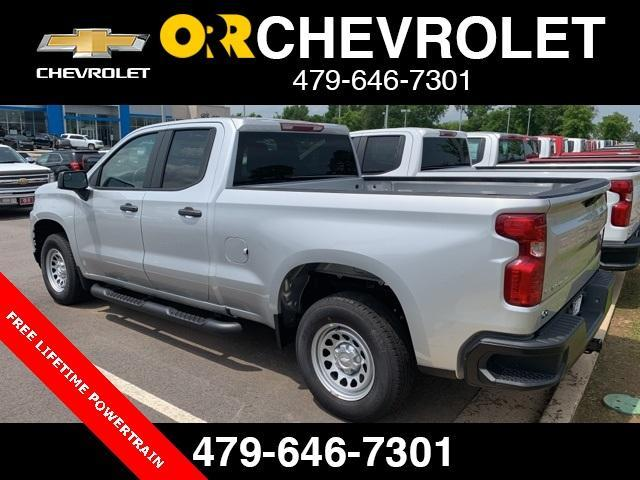 2019 Silverado 1500 Double Cab 4x2,  Pickup #302228 - photo 2