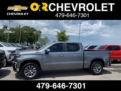2020 Chevrolet Silverado 1500 Crew Cab 4x4, Pickup #303430 - photo 1