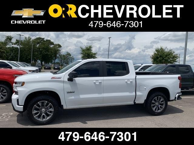 2020 Chevrolet Silverado 1500 Crew Cab 4x4, Pickup #304324 - photo 1