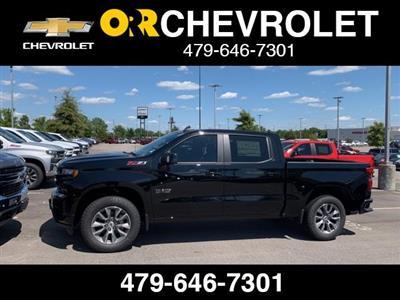 2020 Chevrolet Silverado 1500 Crew Cab 4x4, Pickup #307378 - photo 1