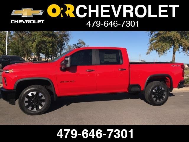 2020 Chevrolet Silverado 2500 Crew Cab 4x4, Pickup #328869 - photo 1