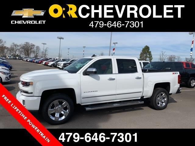 2018 Silverado 1500 Crew Cab 4x4,  Pickup #603635 - photo 1