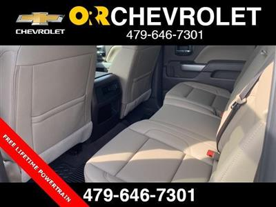 2018 Silverado 1500 Crew Cab 4x4,  Pickup #603635 - photo 4