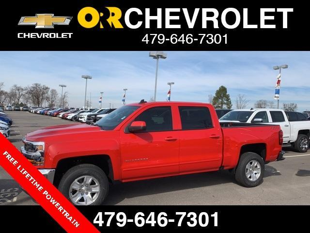 2018 Silverado 1500 Crew Cab 4x4,  Pickup #645490 - photo 1