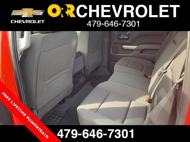 2018 Silverado 1500 Crew Cab 4x4,  Pickup #645490 - photo 4
