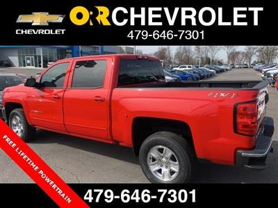 2018 Silverado 1500 Crew Cab 4x4,  Pickup #645490 - photo 2