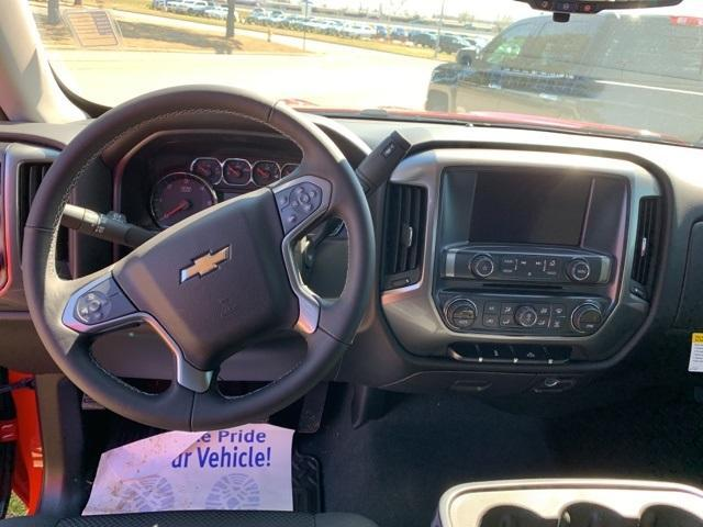 2018 Silverado 1500 Crew Cab 4x4,  Pickup #646449 - photo 5