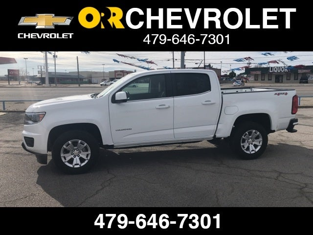 2020 Chevrolet Colorado Crew Cab 4x4, Pickup #C5469 - photo 1