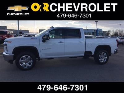 2021 Chevrolet Silverado 2500 Crew Cab 4x4, Pickup #F166758 - photo 1