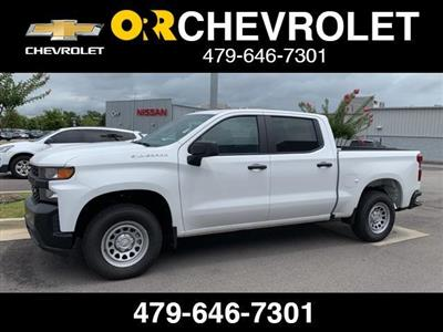 2019 Silverado 1500 Crew Cab 4x2,  Pickup #KG132620 - photo 1
