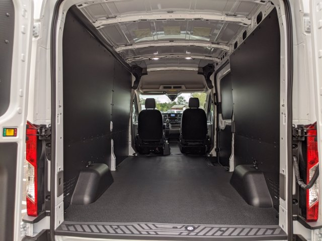 2020 Ford Transit 250 Med Roof RWD, Empty Cargo Van #T060132 - photo 1