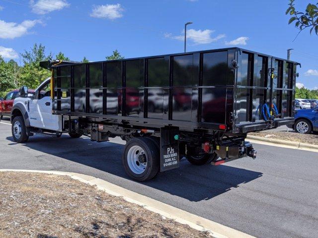 2020 Ford F-550 Regular Cab DRW 4x2, PJ's Landscape Dump #T080741 - photo 1