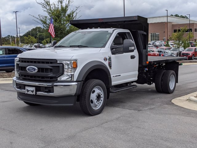 2020 Ford F-450 Regular Cab DRW 4x2, PJ's Platform Body #T080869 - photo 1