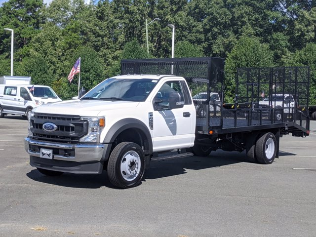 2020 Ford F-450 Regular Cab DRW RWD, Dovetail Landscape #T080941 - photo 1