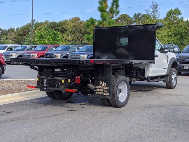 2020 Ford F-450 Regular Cab DRW 4x4, PJ's Platform Body #T080958 - photo 1