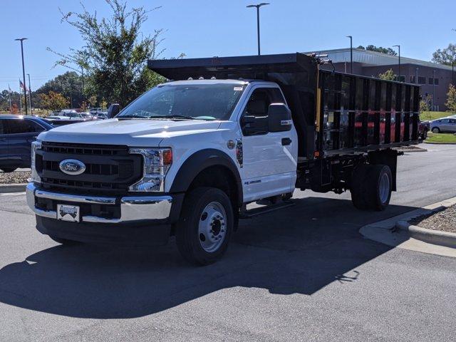 2020 Ford F-550 Regular Cab DRW 4x2, PJ's Landscape Dump #T080960 - photo 1