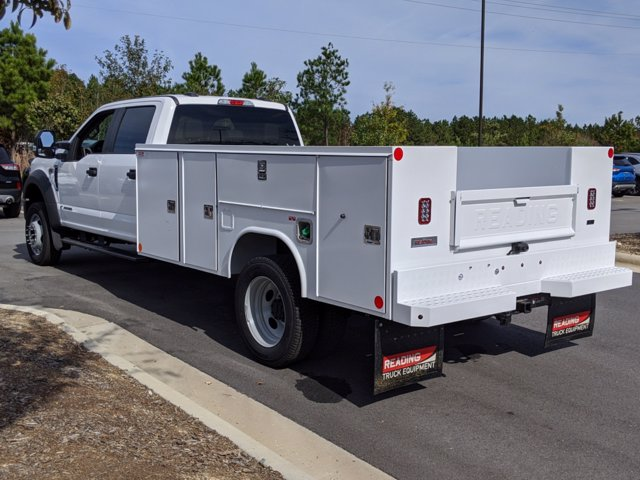 2020 Ford F-450 Crew Cab DRW 4x2, Reading Service Body #T081042 - photo 1