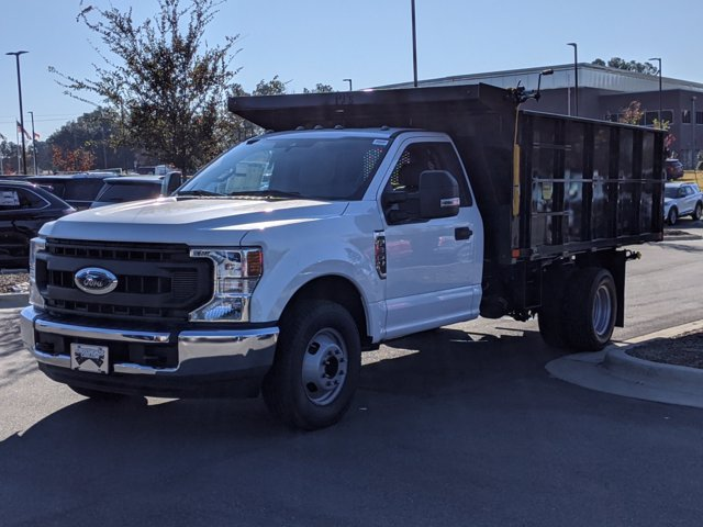 2020 Ford F-350 Regular Cab DRW 4x2, PJ's Landscape Dump #T081093 - photo 1