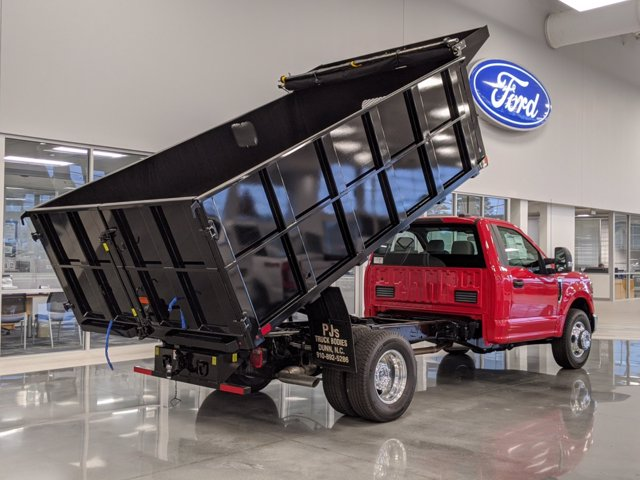 2020 Ford F-350 Regular Cab DRW 4x2, PJ's Landscape Dump #T081123 - photo 1