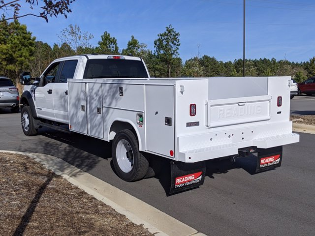 2020 Ford F-550 Crew Cab DRW 4x2, Reading Service Body #T081148 - photo 1