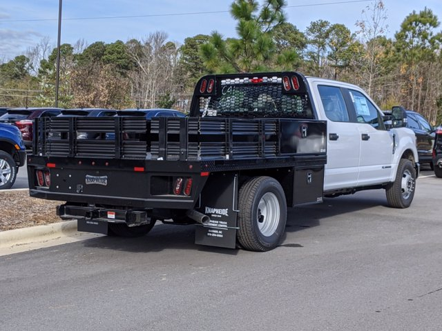 2020 Ford F-350 Crew Cab DRW 4x2, Knapheide Platform Body #T081150 - photo 1