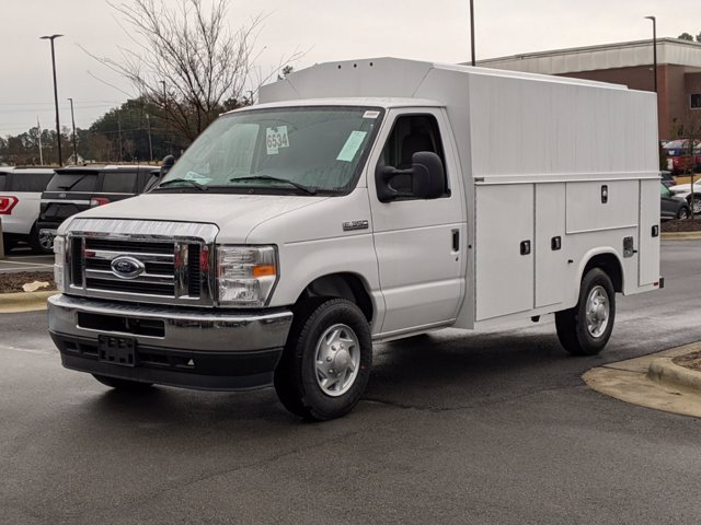 2021 Ford E-350 4x2, Knapheide Service Utility Van #T160065 - photo 1