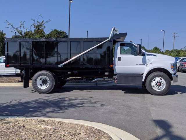 2021 Ford F-750 Regular Cab DRW RWD, PJ's Landscape Dump #T180000 - photo 1