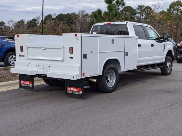 2021 Ford F-350 Crew Cab DRW 4x4, Reading Service Body #T180107 - photo 1