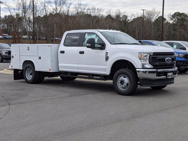 2021 Ford F-350 Crew Cab DRW 4x4, Reading Service Body #T180108 - photo 1