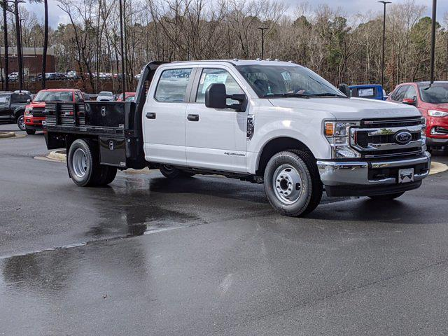 2021 Ford F-350 Crew Cab DRW 4x2, Knapheide Platform Body #T180167 - photo 1