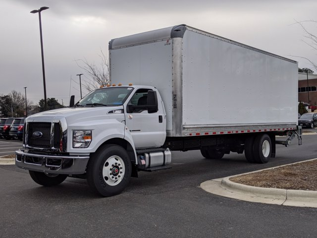 2021 Ford F-650 Regular Cab DRW 4x2, Supreme Dry Freight #T180169 - photo 1
