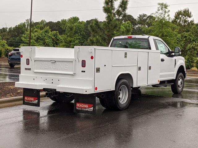 2021 Ford F-350 Regular Cab DRW 4x4, Reading Service Body #T180282 - photo 1