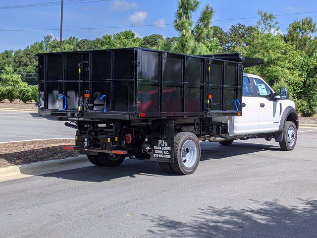 2021 Ford F-450 Crew Cab DRW 4x2, PJ's Landscape Dump #T180343 - photo 1