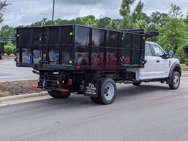 2021 Ford F-450 Crew Cab DRW 4x2, PJ's Landscape Dump #T180348 - photo 1