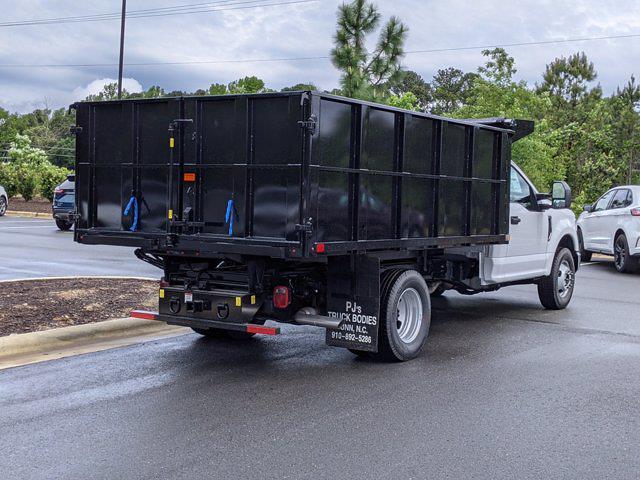 2021 Ford F-350 Regular Cab DRW 4x2, PJ's Landscape Dump #T180490 - photo 1