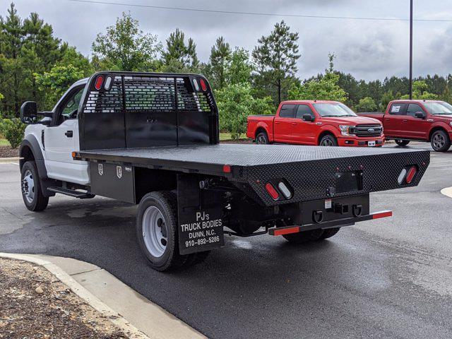 2021 Ford F-450 Regular Cab DRW 4x2, PJ's Platform Body #T180492 - photo 1