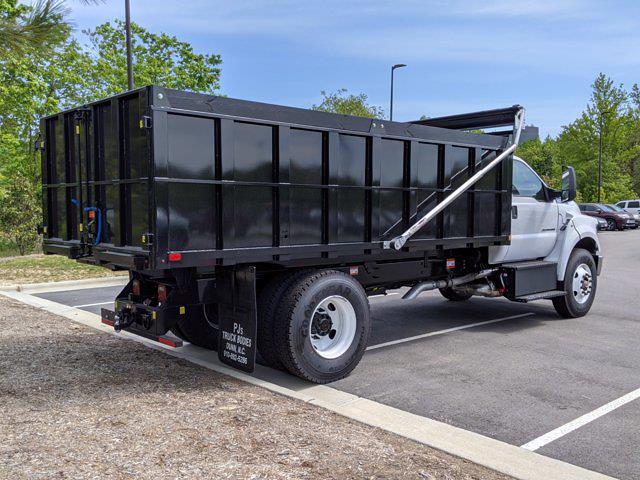 2022 Ford F-750 Regular Cab DRW 4x2, PJ's Landscape Dump #T280003 - photo 1