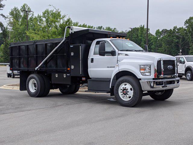 2022 Ford F-750 Regular Cab DRW 4x2, PJ's Landscape Dump #T280011 - photo 1