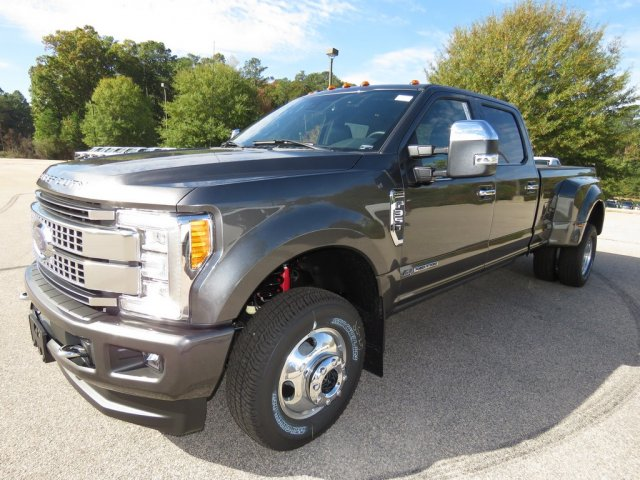 2017 F-350 Crew Cab DRW 4x4, Pickup #T789590 - photo 1