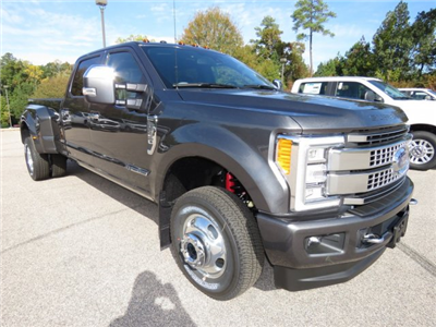 2017 F-350 Crew Cab DRW 4x4, Pickup #T789590 - photo 3