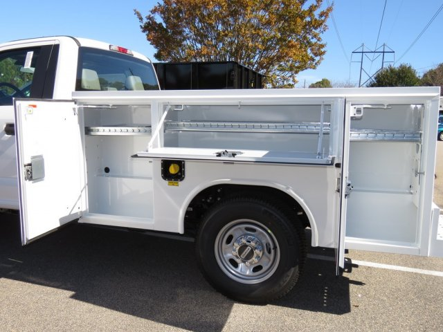 2017 F-250 Regular Cab, Reading SL Service Body Service Body #T789595 - photo 2