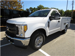 2017 F-250 Regular Cab, Reading SL Service Body Service Body #T789595 - photo 1