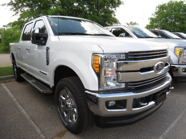 2017 F-250 Crew Cab 4x4, Pickup #T789751 - photo 3