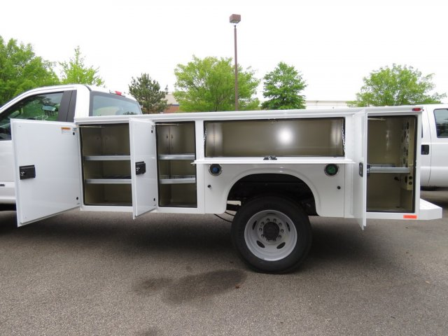 2017 F-450 Regular Cab DRW, Knapheide Standard Service Body Service Body #T789782 - photo 2
